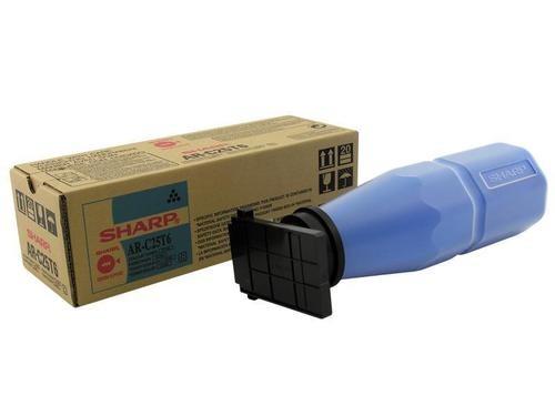 Sharp ARC25T6 Toner Cartridge, AR C150, C160, C250, C270, C330 - Cyan Genuine