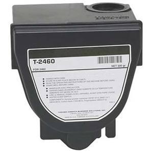 Toshiba T-2460E Toner Cartridge - Black Genuine