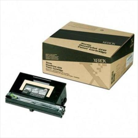 Xerox 106R00088 Toner Cartridge, DocuPrint 4512 - Black Genuine