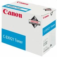 Canon 0453B002AA, Toner Cartridge Cyan, iR C2380, 2880, 3080, 3380, C-EXV21- Original