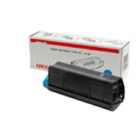 Oki 42127407 Toner Cartridge- Cyan, C5000, C5100, C5200, C5300, C5400, Type C6- Genuine