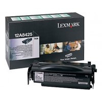 Lexmark 12A8425, Toner Cartridge Black, T430- Original
