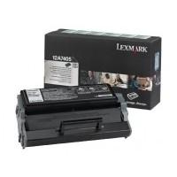 Lexmark 12A7405, Toner Cartridge HC Black, E321, E323- Original