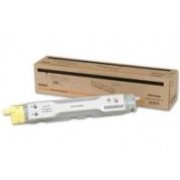 Xerox 16200700, Toner Cartridge- HC Yellow, Phaser 6200- Original