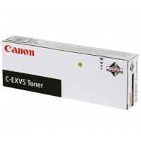 Canon 6836A002AA, Toner Cartridge Black, iR1600, iR1610, iR2000- Original