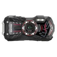 Ricoh WG-30, Waterproof Camera- Black