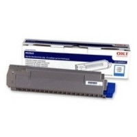 Oki 44059211 Toner Cartridge Cyan, MC860- Genuine