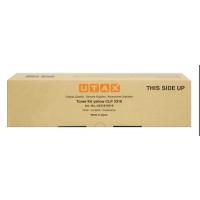 UTAX 4431610016, Toner Cartridge- Yellow, CLP 3316- Original