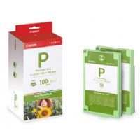 E-P100 Photo Pack For Selphy ES1 Printer