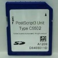 Ricoh PostScript 3 Unit Type C5502, MP C5502, C4502, C3002, C3502- Original