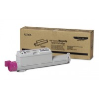 Xerox, 106R01219, Toner Cartridge- HC Magenta, Phaser 6360, 6360dn, 6360DT, 6360DX, 6360N- Original