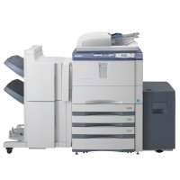 Toshiba E-Studio756SE, Multifunctional Photocopier