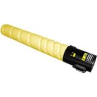 Ricoh 821186, Toner cartridge Yellow, SP C830DN, C831DN - Genuine