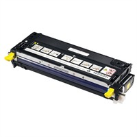 Dell 593-10168, Toner Cartridge Yellow, 3110cn, 3115cn- Original