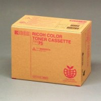 Ricoh 885515 Toner Cartridge Magenta, Type P5, 2228C, 2232C, 2238C - Genuine