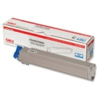 Oki 42918915 Toner Cartridge Cyan, C9600, C9650, C9800, C9850- Genuine