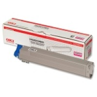 Oki 42918914 Toner Cartridge Magenta, C9600, C9650, C9800, C9850- Genuine