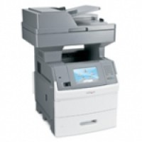 Lexmark X652de A4 Mono Multifunction Printer