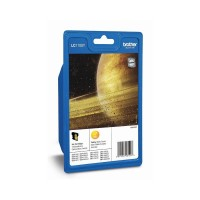 Brother LC-1100YBP, Toner Cartridge Yellow, MFC6490CW, 6890CDW, DCP585CW, 6690CW- Original