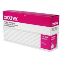 Brother TN-02M, Toner Cartridge Magenta, HL-3400CN, HL-3450CN- Original