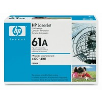 HP C8061A, Toner Cartridge Black, 4100, 4101- Original