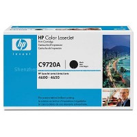 HP C9720A, Toner Cartridge- Black, 4600, 4610, 4650- Original