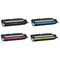 Canon 711BK, Toner Cartridge Value Pack, LBP5300, 5360, MF8450, 9130, 9170- Compatible