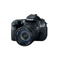 Canon EOS 60D Digital SLR with 18-135mm Lens