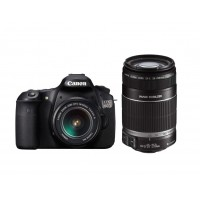 Canon EOS 60D Double Lens Kit Camera