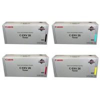 Canon iRC1021, iRC1028 CEXV26 Toner Cartridge - Value Pack