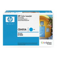 HP CP4005 Toner Cartridge - Cyan Genuine (CB401A)