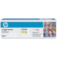 HP CC532A, Toner Cartridge- Yellow, CM2320, CP2020, CP2025- Genuine
