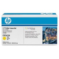 HP CE262A, Toner Cartridge Yellow, CP4025, CP4525- Original