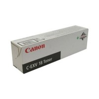 Canon 0386B002AA, Toner Cartridge- Black, iR1018, iR1022- Original