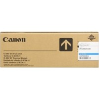 Canon 0457B002AA, Drum Unit Cyan, iRC2380, 2880, 3080, 3380, C-EXV21- Original