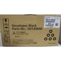 Ricoh D0149640, Developer Black, MP C6000, MP C7500- Original