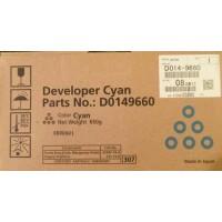 Ricoh D0149660, Developer Cyan, MP C6000, MP C7500- Original