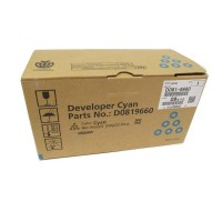 Ricoh D0819660 Developer Cyan, MP C6501, MP C7501 - Genuine