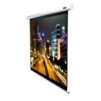 Elite VMAX120XWV2-WHITE Electric VMax Projection Screen