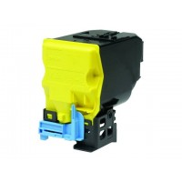 Epson C13S050590 Toner Cartridge, AcuLaser C3900, CX37D - Yellow Genuine