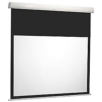Euroscreen SEI1817-W-UK Sesame Ceiling Recessed Electric Projection Screen
