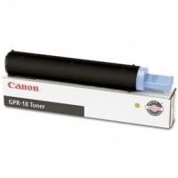 Canon 0384B003AA, Toner Cartridge Black, iR2016, iR2018, iR2020, iR2022, iR2025, iR2030- Original