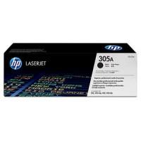 HP 305A, HP M351, M375, M451, M475 Toner Cartridge - Black Genuine (CE410A)