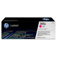 HP 305A HP M351, M375, M451, M475 Toner Cartridge - Magenta Genuine (CE413A)