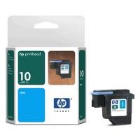 HP C4801A No.10 Cyan Printhead Genuine