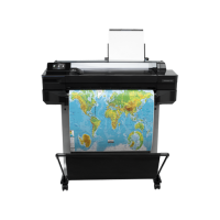 HP Designjet T520, 24-in ePrinter
