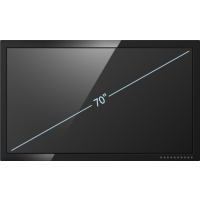 iBOARD LTE70-001 TOUCH SCREEN LED 70