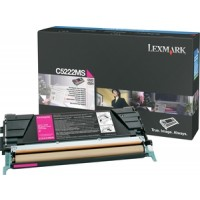 Lexmark C5222MS Toner Cartridge, C522, C524, C532, C534 - Magenta Genuine