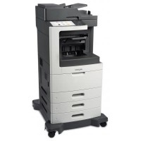 Lexmark MX810DFE A4 Mono Multifunctional Laser Printer