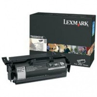 Lexmark T650H31E, Toner Cartridge Black, T650, T652, X651, X654- Original